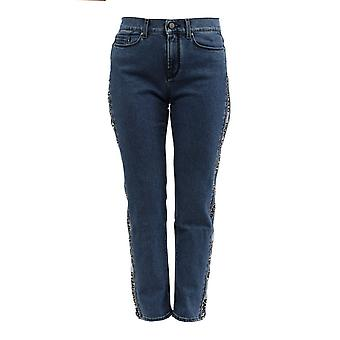 Karl Lagerfeld Klwp0004002 Femmes-apos;s Jeans en coton bleu