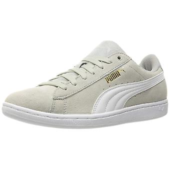 PUMA Womens Vikky leder laag bovenste Lace Up Fashion Sneakers