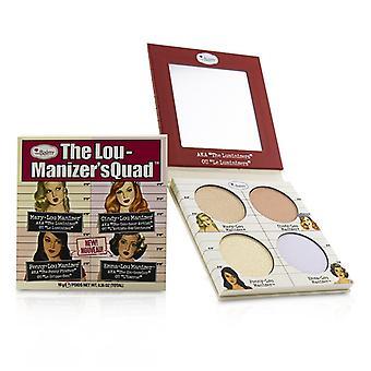 Thebalm The Lou Manizer's Quad (resaltador) - 10g/0.35oz