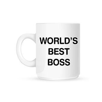 Grindstore World`s Best Boss Mug