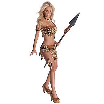 Jane Porter The Hunter Tarzan Jungle Sexy Licensed Women Costume