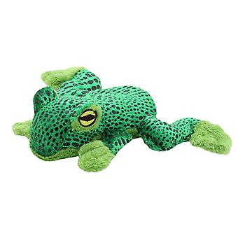 Finger Puppet - Frog (Swimming) New Soft Doll Plush PC002198