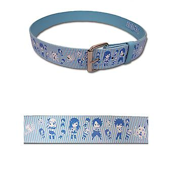 Belt - Fairy Tail - New Group Blue (M/L) 33