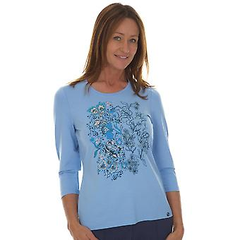 LUCIA Lucia Blue Top 43 411321