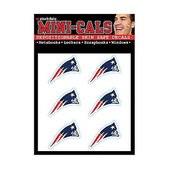 Wincraft 6 Ers Face Sticker 3cm - New England Patriots