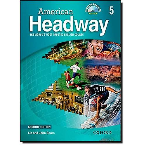 American Headway, Second Edition Level 5: Student Book with Student Practice MultiROM