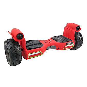 iScooter Electric Monster Mist Spray Hoverboard Smart Scooter Red - 8