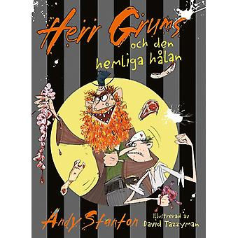 Mr Grums and the secret cavity 9789187667237