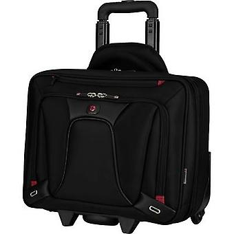 Wenger Laptop hard case Transfer Wheeled Business Case Suitable for up to: 39,6 cm (15,6) Black