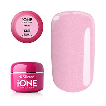 Base one-Pixel-Candy shimmer 5g UV Gel