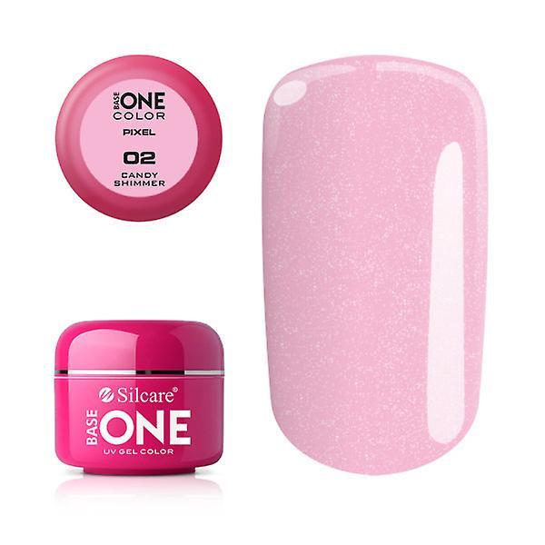 Base One-pixel-Candy skimmer 5G UV gel