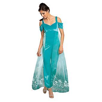 Traje de lujo de jazmín de las mujeres - Aladdin