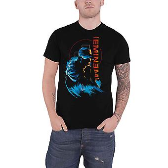Eminem T Shirt Sketch Brackets Logo Slim Shady new Official Mens Black