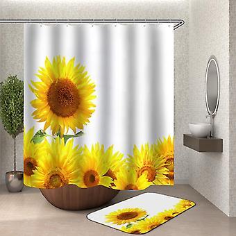 Solsikke dusj Curtain