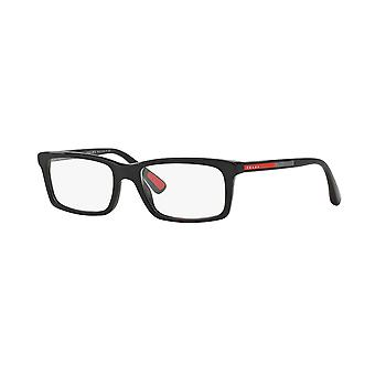 Prada Sport Linea Rossa VPS02C 1AB/1O1 Black Glasses