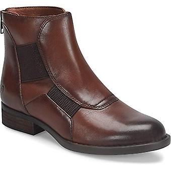 B.O.C Womens Reid Almond Toe Ankle Fashion Boots