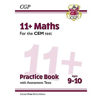 New 11 CEM Maths Practice Book  Assessment Tests  Ages 9