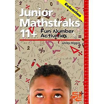 Junior Mathstraks 1112  Extension  Fun Number Activities by Higgin & Lesley