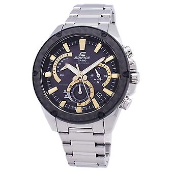 Casio Edifice EQS-910D-1BV Solar Chronograph Men's Watch