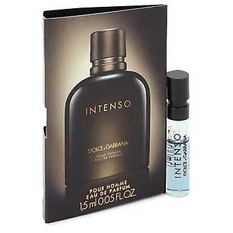Dolce & Gabbana Intenso By Dolce & Gabbana Vial (sample) .05 Oz (men) V728-547924