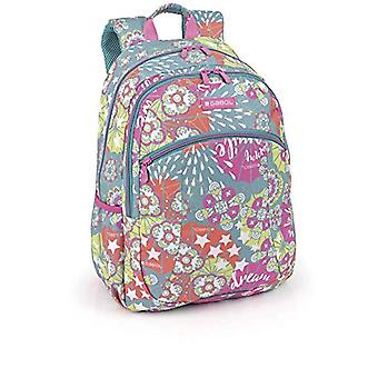 Gabol Mochila Mint 34x46x20cm Children's backpack - 46cm - Blue (Multicolor)