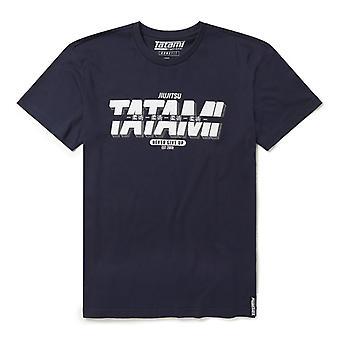 Tatami Fightwear Burnout T-Shirt Navy