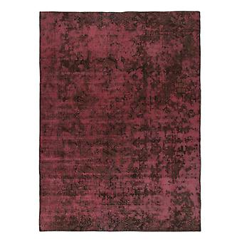 Hand-knotd Persian Vintage Mat Pink/Red 150x207cm