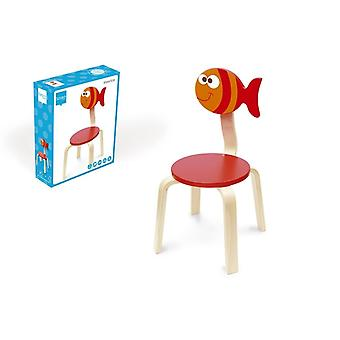 Scratch Highchair Maurice - Pesce