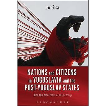 ユーゴスラビアの国家と市民と tiks & イゴールによる PostYugoslav 州