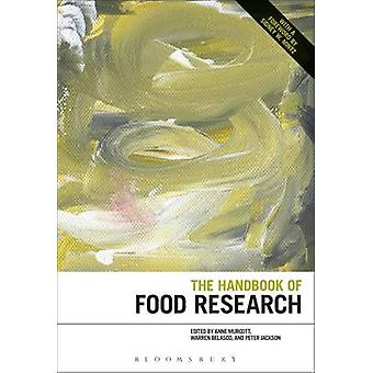 The Handbook of Food Research by Murcott & Anne