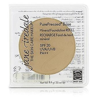 Jane Iredale Purepressed Base Mineral Foundation Refill Spf 20 - Natural 9.9g/0.35oz