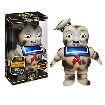 Ghostbusters Stay Puft Burnt Hikari Figure