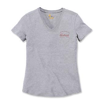 Carhartt Women's T-Shirt Lockhart Carhartt Graphic