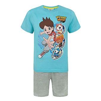 Yo-Kai Watch Characters Boy's Pyjamas
