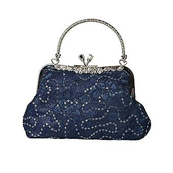 Joe Browns Moonlit Lace Bag - Woman Blue One Size