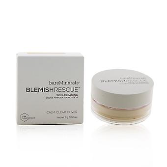 Bareminerals Blemish Rescue Skin Clearing Loose Powder Foundation - # Golden Beige 2.5nw - 6g/0.21oz