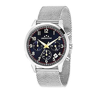CHRONOSTAR Watch Multi dial quartz men with stainless steel strap R3753269003