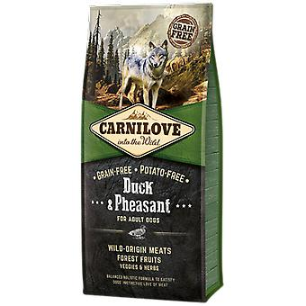 Carnilove Adult Duck & Pheasant (Dogs , Dog Food , Dry Food)