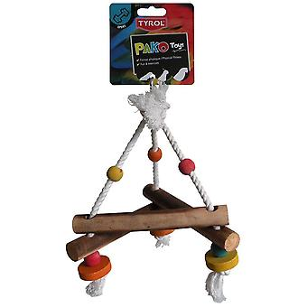 Tyrol liten Bermude leketøy Pako Sport (fugler, leker)