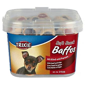 Trixie Soft Snack Baffos with beef and tripe (Dogs , Treats , Chewy and Softer Treats)