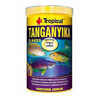 Tropical Tanganyika 1000 Ml (Fish , Food , Warm Water)