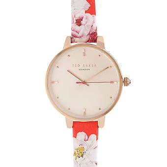 Montre Ted Baker Rose Gold Strap