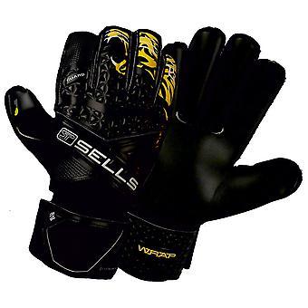 SELLS EXCEL WRAP PROWL GUARD JUNIOR Goalkeeper Gloves