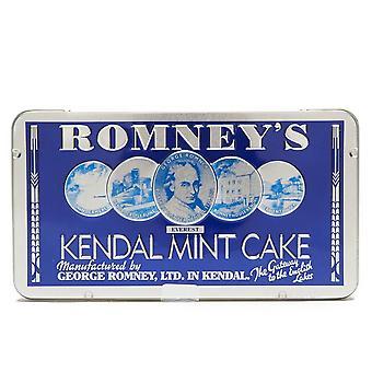 Új Romney zsebméretű Kendal Menta Torta Kék