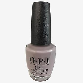 Opi nail  lacquer - taupe-less beach 0.5 oz