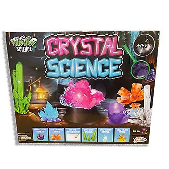 Weird Science Crystal Science Kit