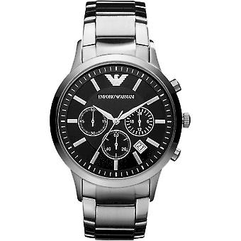Emporio Armani - Wristwatch - Men - AR2434 - RENATO