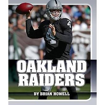 Oakland Raiders by Brian Howell - 9781634070010 Book
