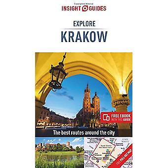 Insight Guides Explore Krakow (Travel Guide with Free eBook) by Insig