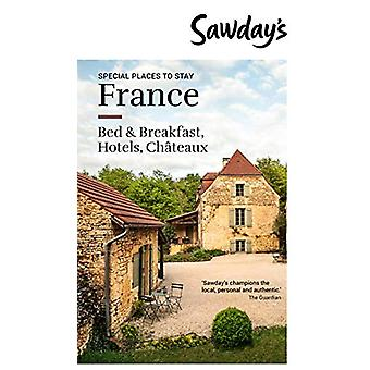 Special Places to Stay - France - Sawday's Special Places - 9781906136